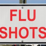 cold prevention with a flu shot
